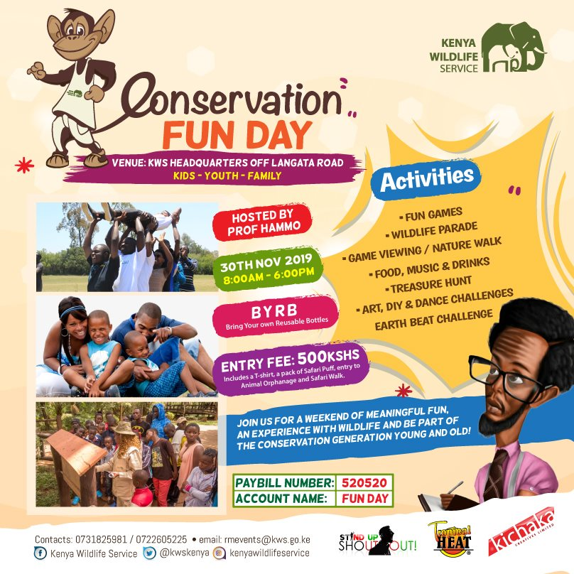 Conservation Fun Day
