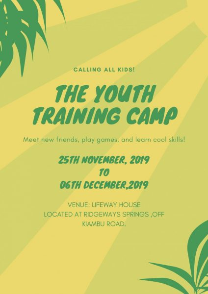 Youth Training Camp