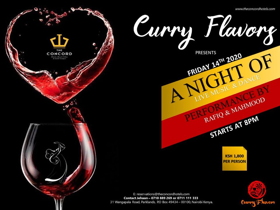 Valentines Day- A Night of Live Music