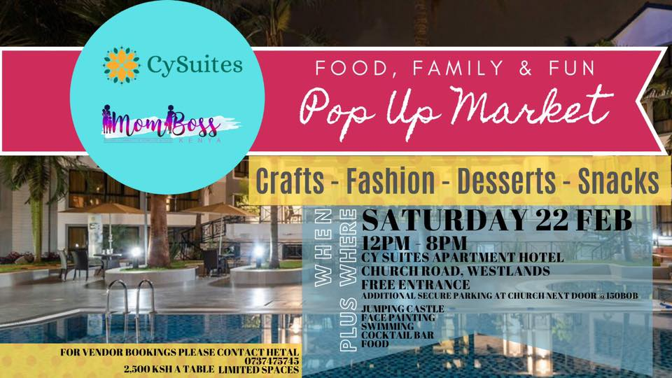 Food, Family and Fun - Pop Up Market