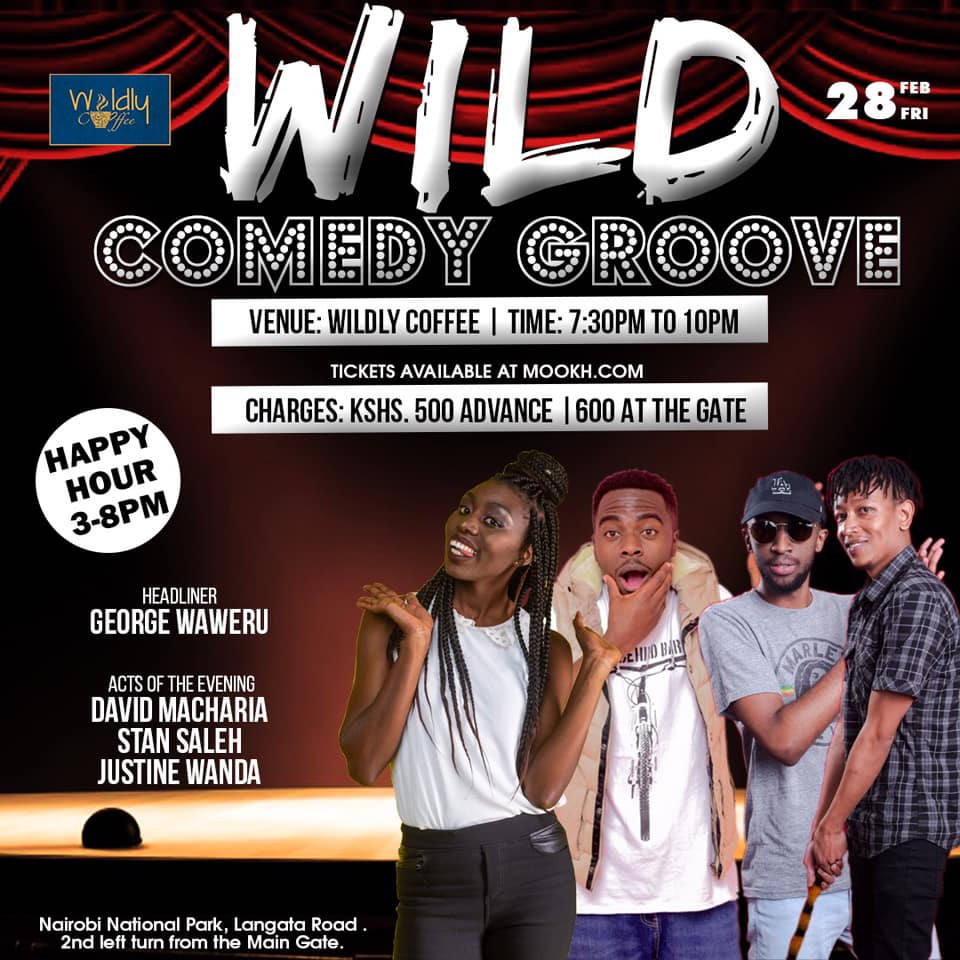 Wild Comedy Groove