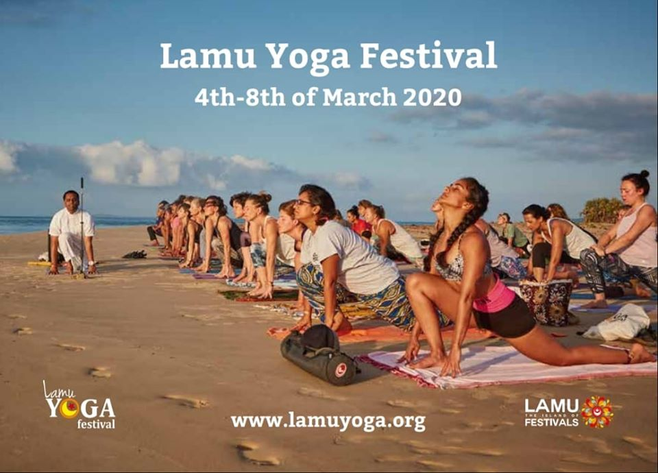 7th Annual Lamu Yoga Festival