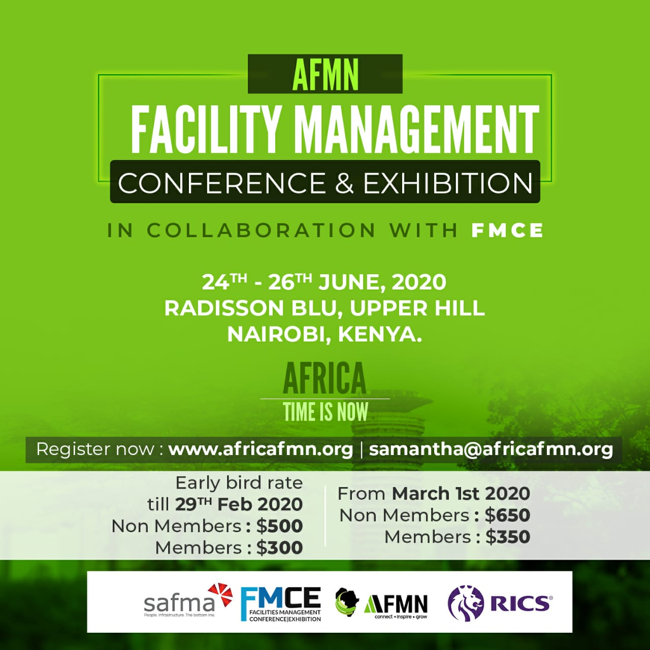 Facility Management Conference and Exhibition