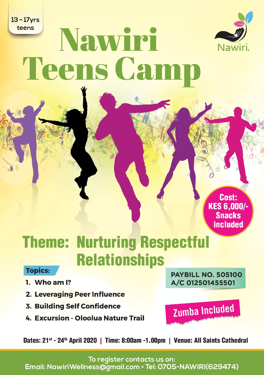 Naiwiri Teens Camp - CANCELLED