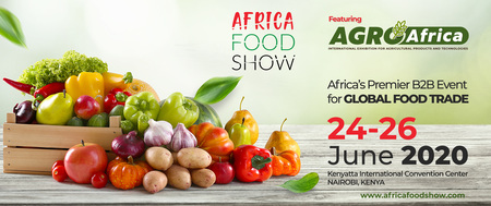 Africa Food Show Exhibition 2020