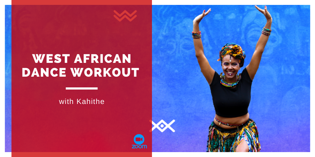West African Dance Workout with Kahithe