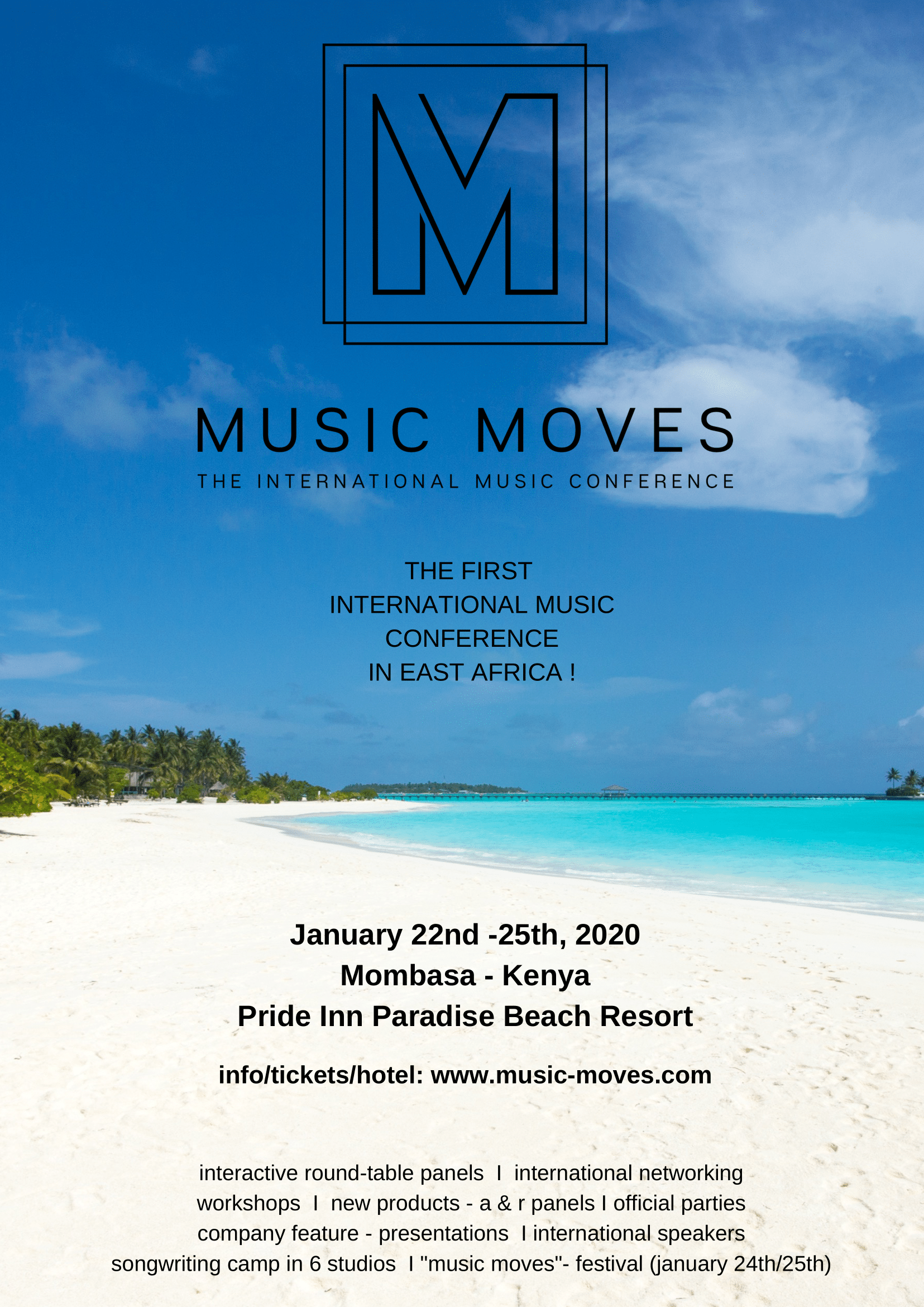 Music Moves Conference