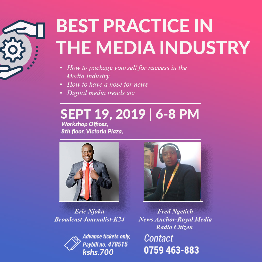 Best Practice in the Media Industry