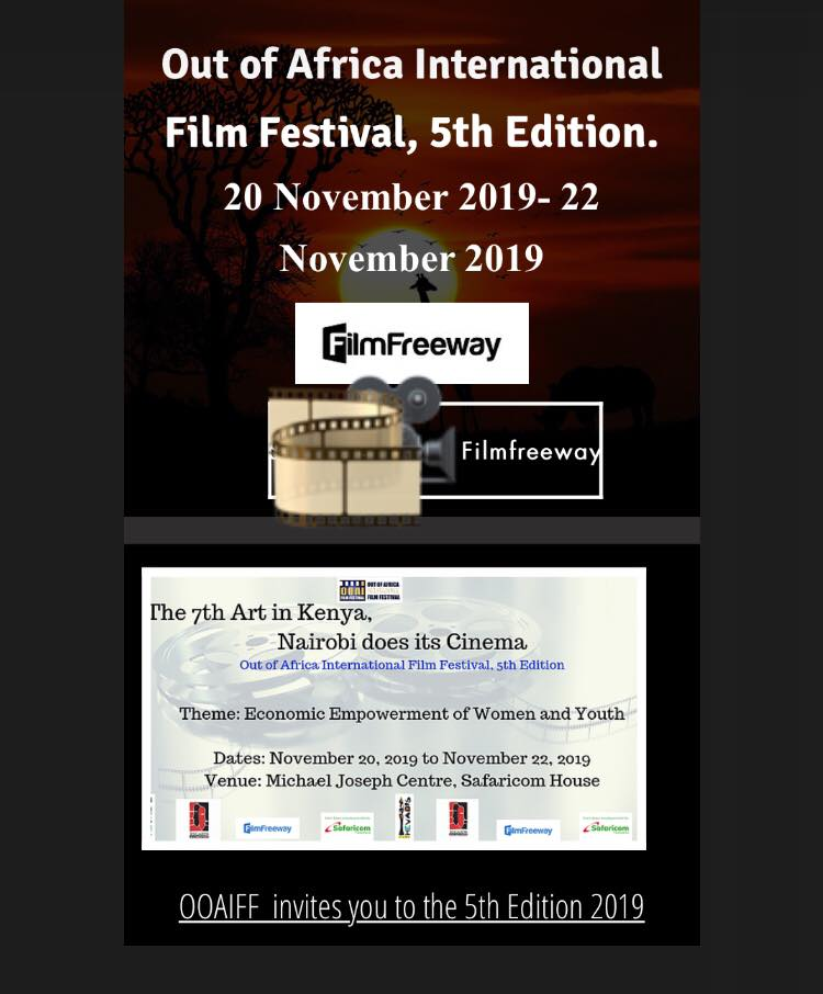 Out of Africa International Film Festival 5th Edition