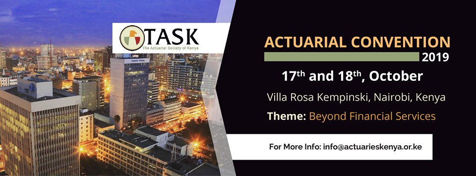 TASK's Actuarial Convention 2019