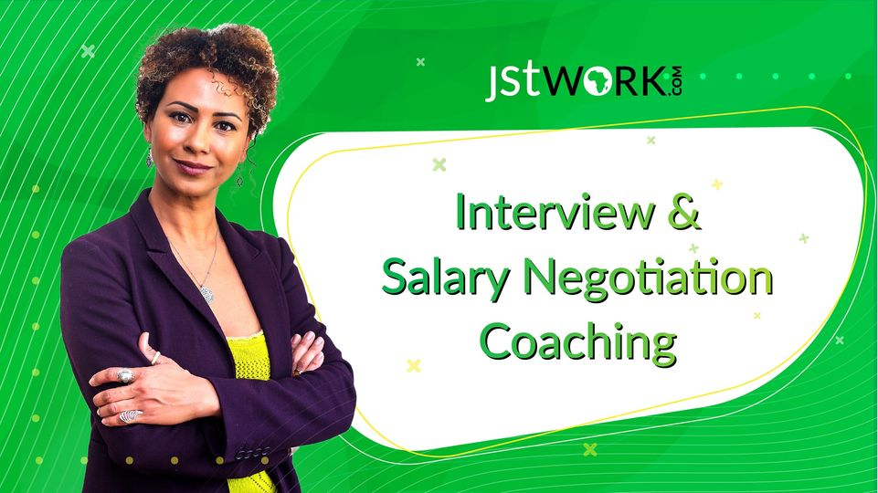 Interview & Salary Negotiation Session