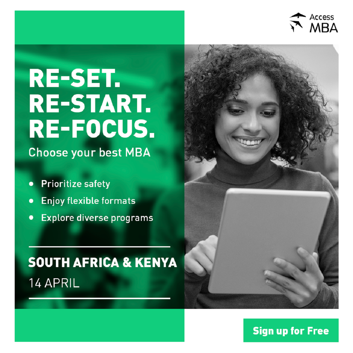 Kenya & South Africa MBA Online Event